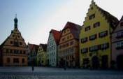 Lebkuchen and Other Delicacies…not so Grimm in a Bavarian Tourist Haunt – Rothenburg, Germany